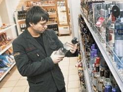 Предлагают водку продавать только по карточкам