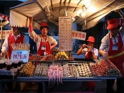 Уличная еда и диета