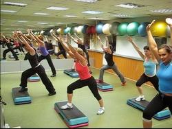 Фитнес, спортивный зал и диета!