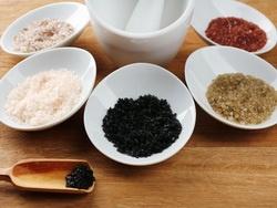 Восемь видов соли, которая в особой цене