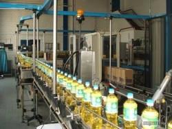Рафинированное масло из бензина