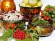 Славянская кухня на Руси - история и традиции